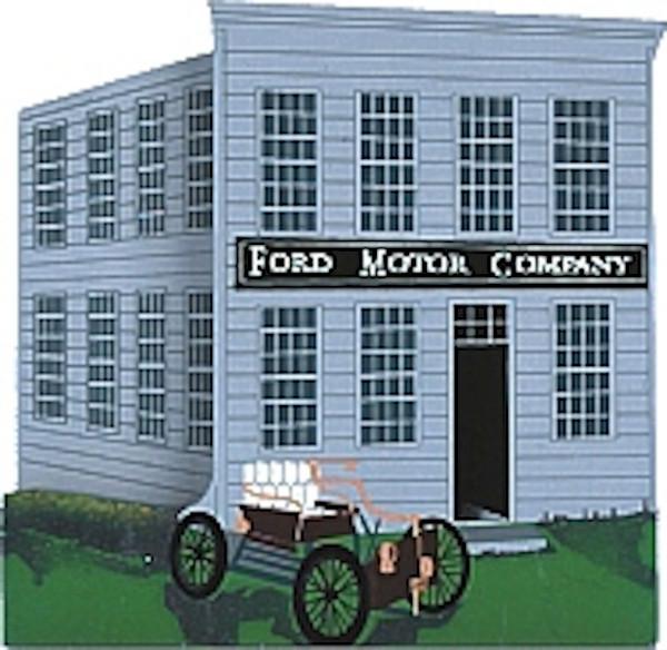 FORD MOTOR COMPANY INV01