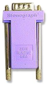 Elan Mira™Stentura™ Fusion and Protege Serial Realtime Send Adapter (purple)