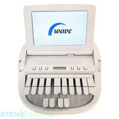 Stenograph's™ The Wave™ Refurbished 2 Year Warranty