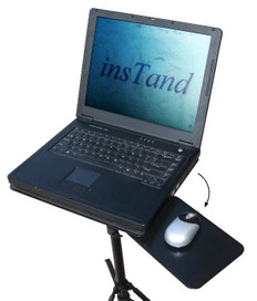 Laptop Portable Stand -With Swing Out Style Mouse Tray