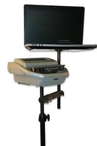 Laptopper Tray for Steno Tripod