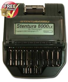 Stentura 8000LX in Jade