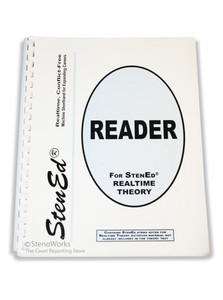 StenEd Realtime Theory  Reader Very Good Condition