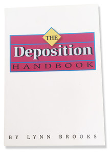 The Deposition Handbook (Very Good Condition)