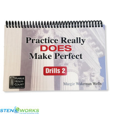 Practice Really Does Make Perfect - Drills 2 Very Good Condition