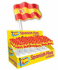 Spanish Flag Lollipops