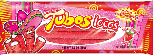 Strawberry Tubos Locos