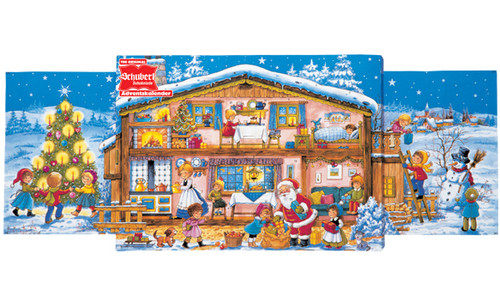 German Advent Calendars Schubert
