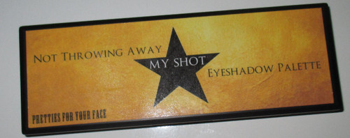Not Throwing Away My Shot Eyeshadow Palette