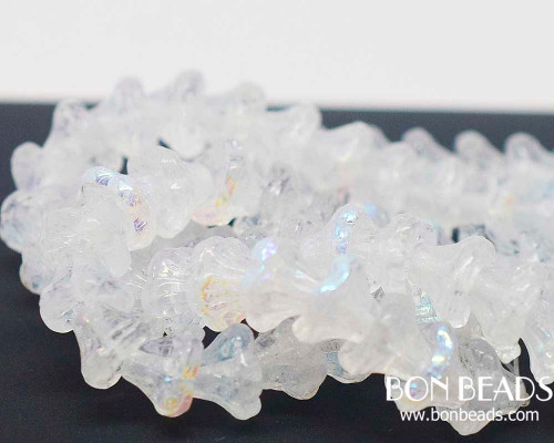 7x5mm Crystal AB Flower Cups (300 Pieces)