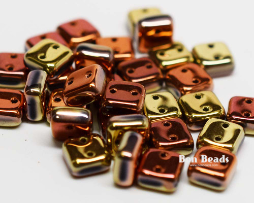 6mm California Gold Rush 2 Hole Chexx (50 Grams)