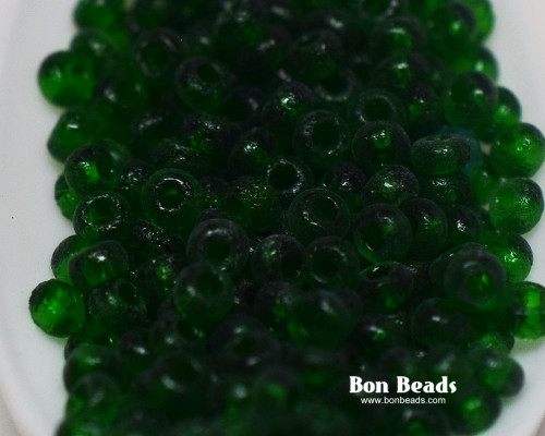 8/0 Emerald Etched Round (50 Grams)