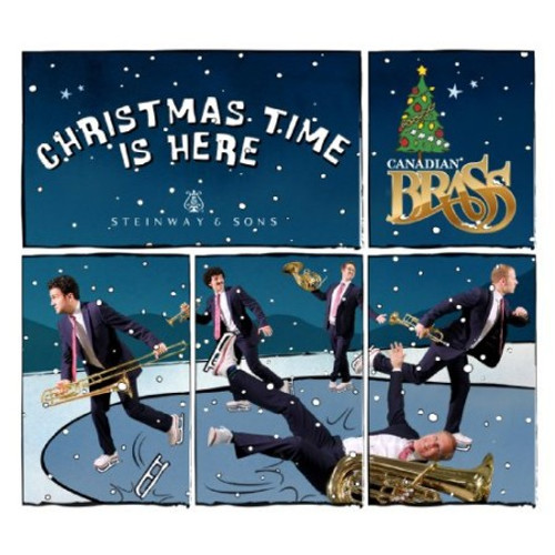 Christmas Time is Here - Canadian Brass CD