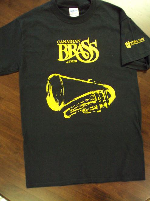"""Canadian Brass """"Trumpet"""" T-shirt"""