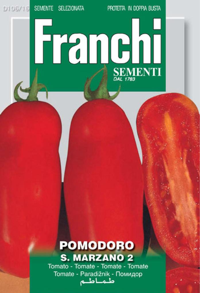 Tomato San Marzano 2 (106-16)