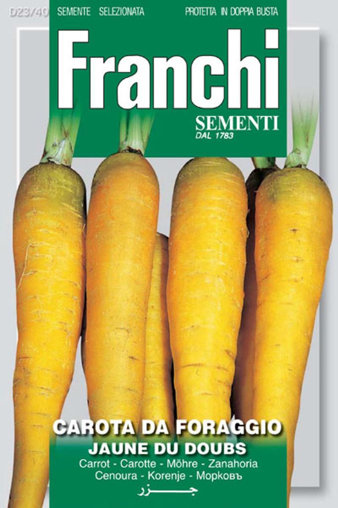 Carrot Jaune du Doubs (23-40)