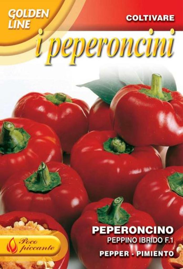 Peperoncino Peppino Hybrid (97-113)