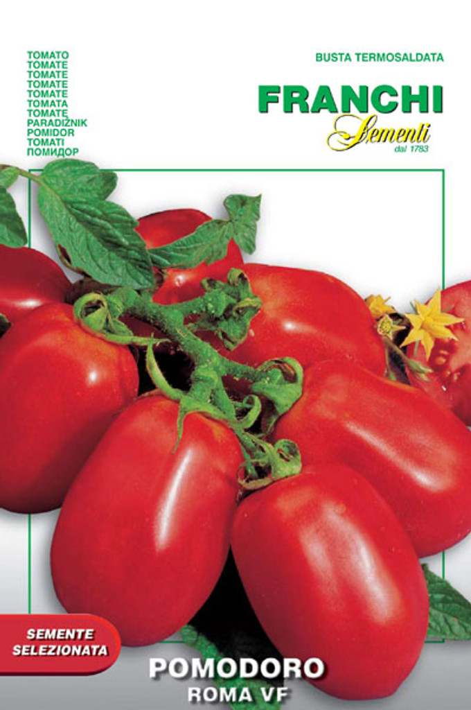 Tomato Roma VF (106-52)