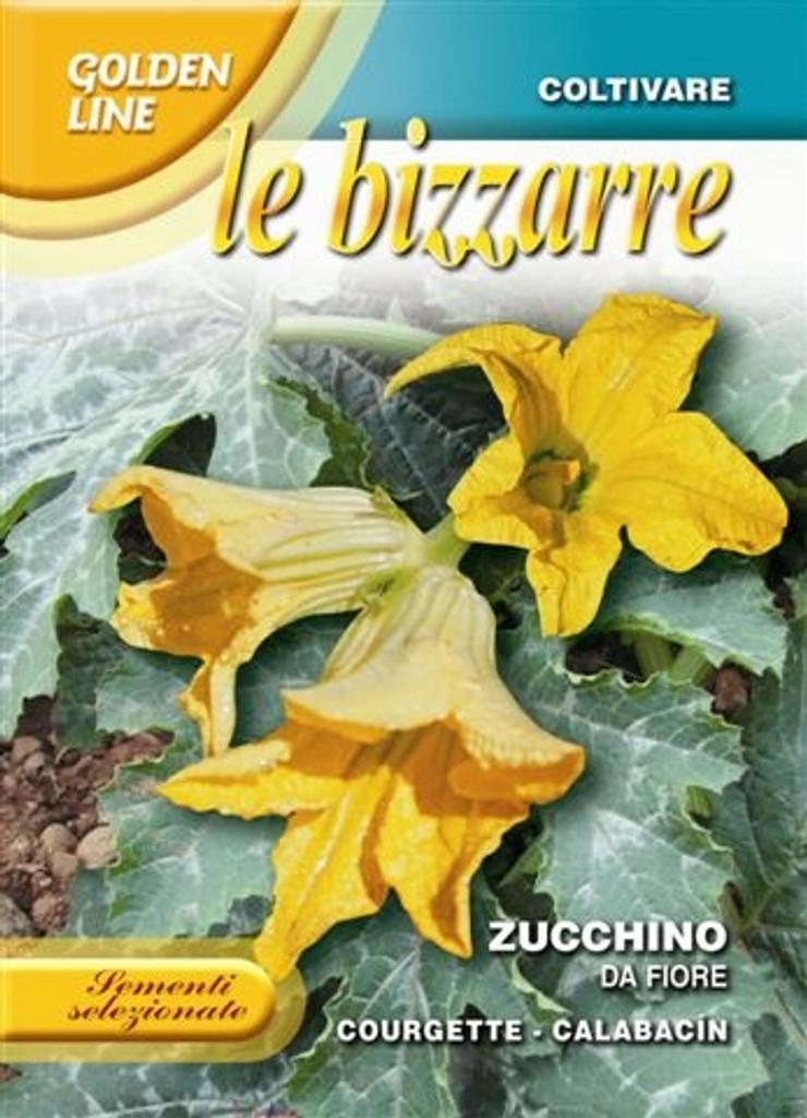 Zucchino da Fiore -- Edible Flower (146-57)