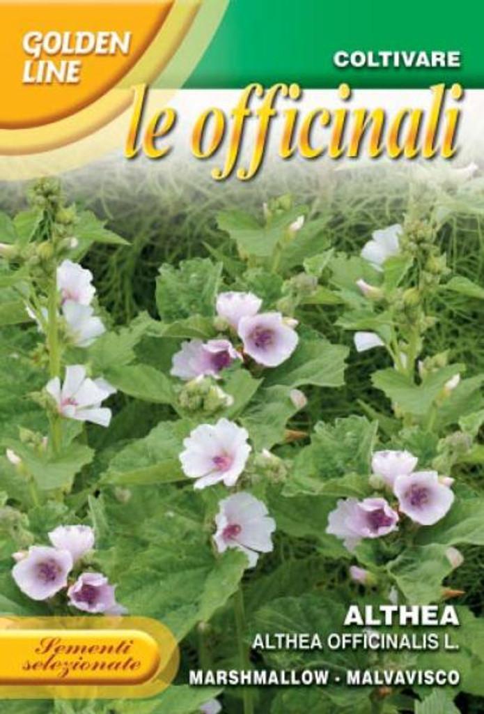 Althea Officinalis/Marshmallow/Malva (2-60)
