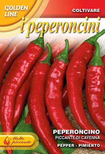 Pepper Picante Cayenna (97-11)