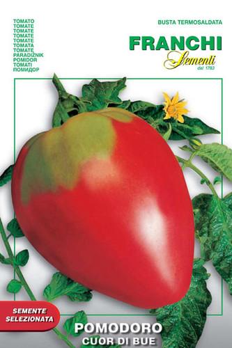 Tomato Cuor di Bue - Oxheart (106-24)