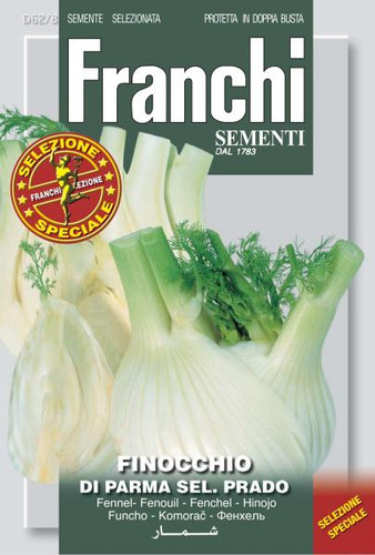 Fennel of Parma sel Prado (62-8)