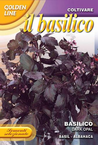 Basil Violetto Aromatico / Dark Opal(13-5)