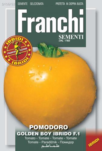 Tomato Golden Boy F1 (106-63)