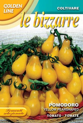 Tomato Yellow Pear (106-117)