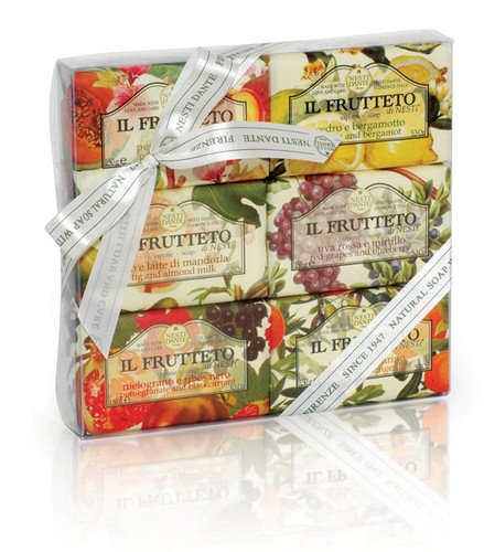 Il Frutteto Gift Soap Collection