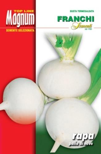 Turnip Palla di Neve  (110-5)