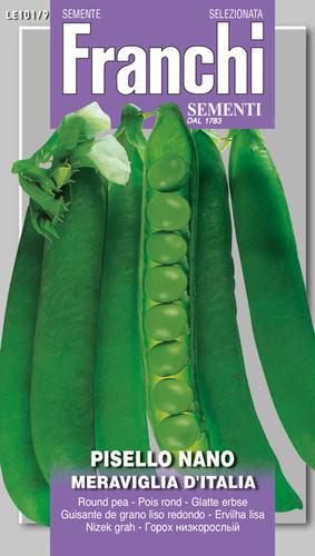 Pea Marvel of Italy