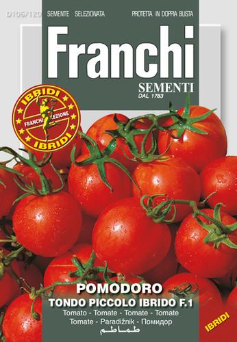 Tomato Caliendo / Tondo Piccolo F1