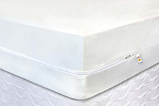 Superior Mattress Encasement - Bed Bug Certified, Allergy, Waterproof and Stain Protection for your Mattress