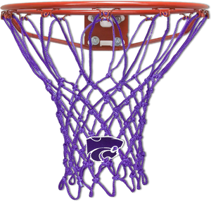 Kansas State University Wildcats Basketball Net