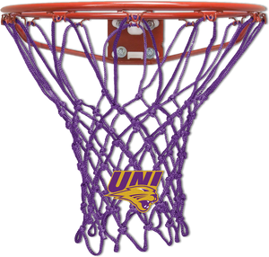 Krazy Netz UNI Northern Iowa Purple Basketball Net