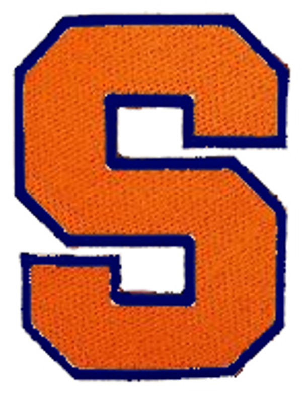 Syracuse University S Orangemen Patch