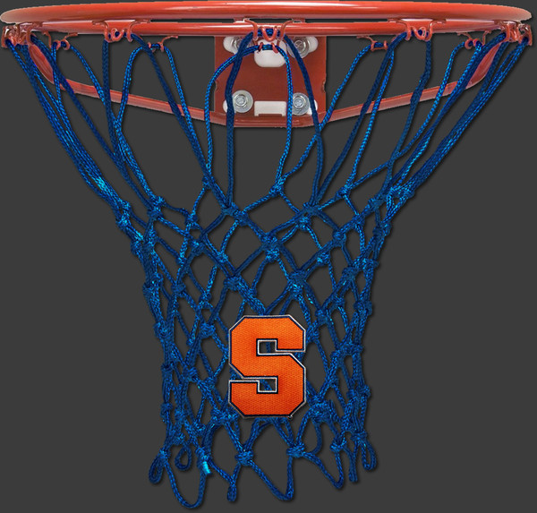Syracuse University Navy Blue Basketball Net