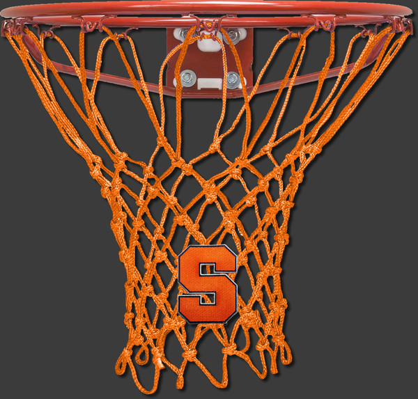 Syracuse University Orange Basketball Net