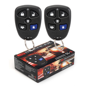 Silencer SL-5 | Remote Start Keyless Entry System - Packaging & Remotes
