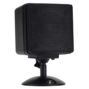"Magnadyne LS4B | 3"" Satellite Speaker (Black) - Full View"