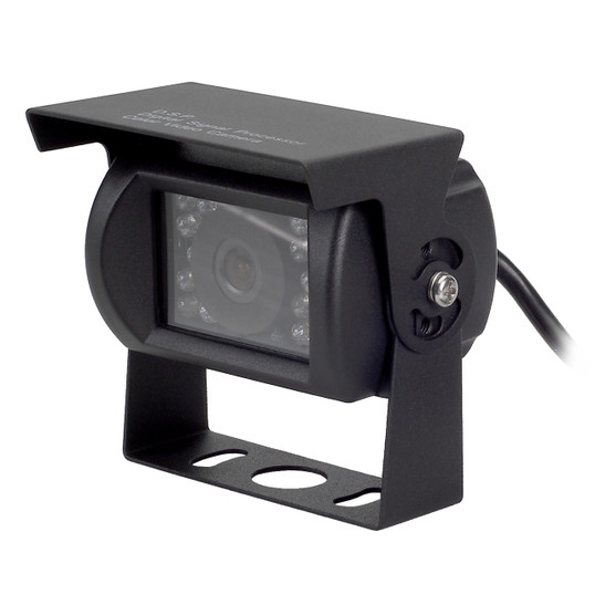 MobileVision C125-NMI | Waterproof FRONT View CCD Camera - 3/4 View