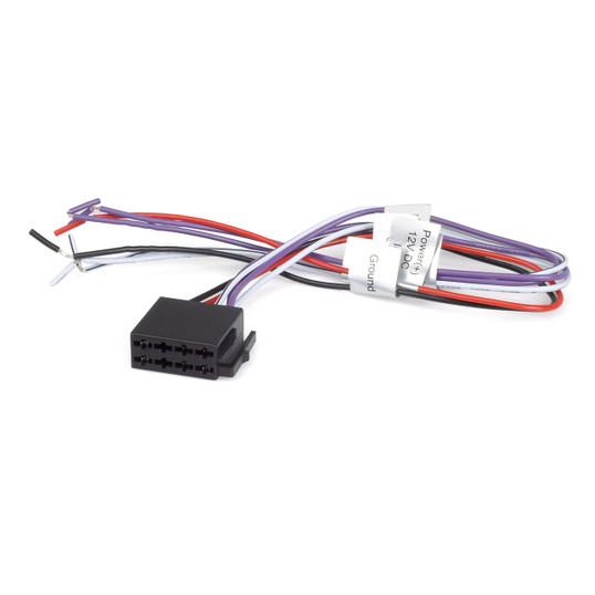 HAR RV5090 PWR__89836.1490200180.538.538?c=2 magnadyne har rv5090 pwr rv5090 wall mount radio power harness Car Stereo Wiring Harness at nearapp.co