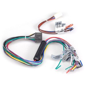 Magnadyne M3-HAR | M3-LCD/M4-LCD Radio power/speaker harness - Full View