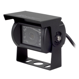 MobileVision C125   Waterproof Rear View/ Backup Color CCD Camera - 3/4 View