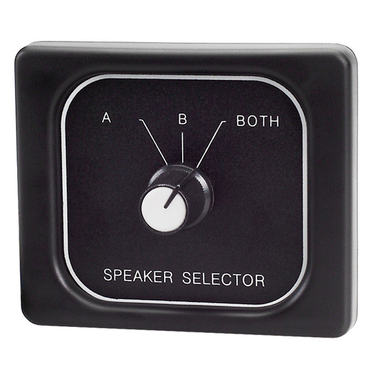 Magnadyne C45-3800A | 3 Position Speaker Selector Switch - Front View