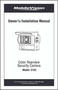 MAGNADYNE C122 | User Manual