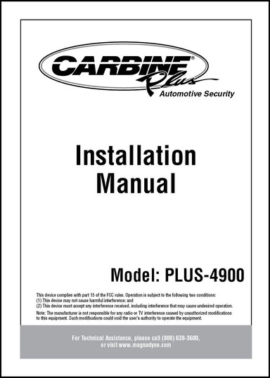 PLUS 4900 IM_cvr__51645.1481153545.538.538?c=2 carbine plus 4900 installation manual Basic Electrical Schematic Diagrams at fashall.co