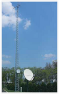 TBX Self Supporting Tower (Available from 24' to 64')